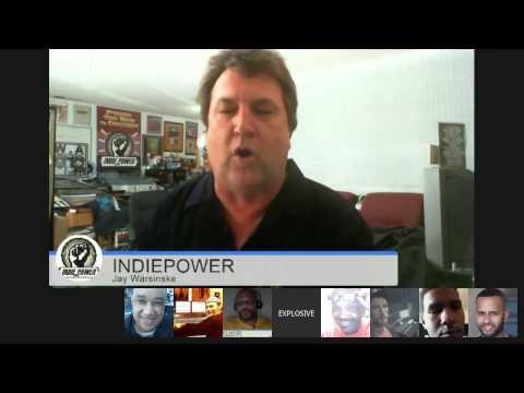 CEO Jay Warsinske - Promotions (concert, artist, album): U2, NWA, AC/DC, RAMONES, Atlantic-Warner...