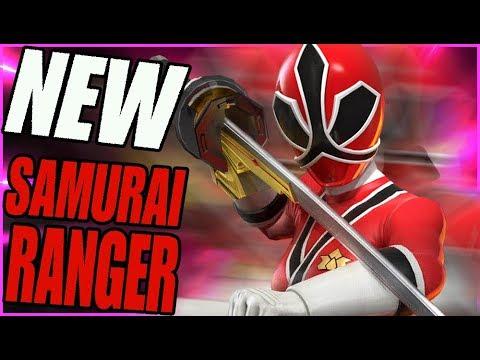 Download Lauren Samurai Red Ranger Gameplay! Power Rangers Battle For the Grid DLC