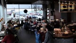 Café Morgane Jean XXIII - Les tous premiers débuts