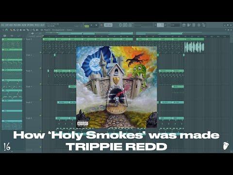 How 'Holy Smokes' was made in 6 Minutes – Trippie Redd & Lil Uzi Vert (FL Studio Remake)