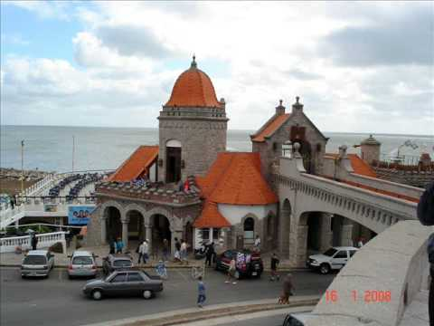 Mar del Plata - Summer holidays January 2005 to 2008