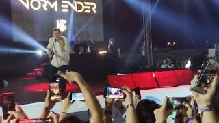 Norm Ender Mekanın Sahibi Canlı (İzmir Arena) 4K Resimi