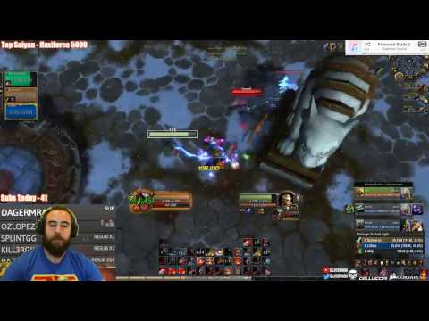 Bajheera - FURY TURBO 3v3 Skirmish Session w/ Viewers! - WoW 7.1.5 Warrior PvP