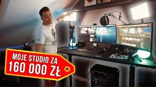 MOJE STUDIO ZA 160 000 ZŁ!