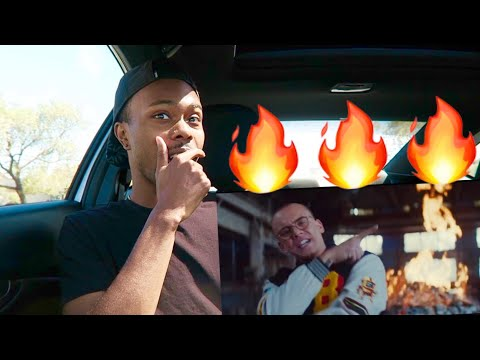 LOGIC -  CONTRA (MUSIC VIDEO) *reaction*