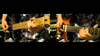 Pink Floyd - Another Brick In The Wall (Part I) - Dual Guitar Cover