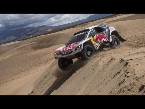 Dakar 2017: Watch the Best Action from Week 1