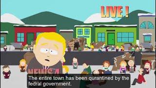 Coronavirus - South Park