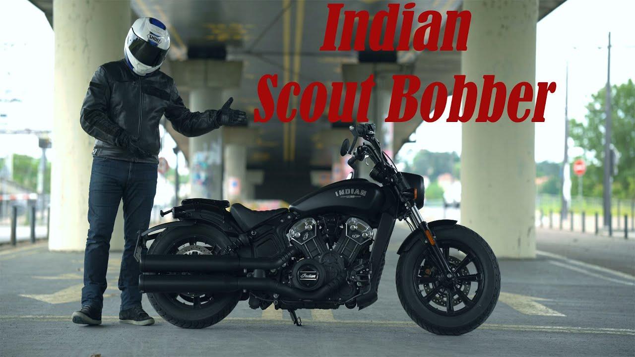 Download J'ai testé pour vous : la Indian Scout Bobber 2021