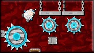 Spaceman Max - Game Walkthrough (full)