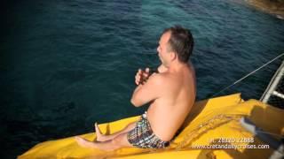 Balos lagoon and Gramvousa island CRETAN DAILY CRUISES(Daily cruise in Balos lagoon and Gramvousa island -CRETE., 2015-12-18T09:31:56.000Z)