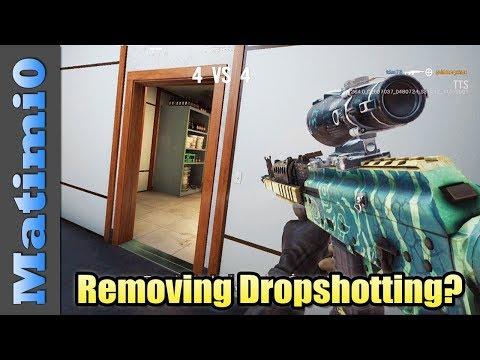 Ubisoft Removing Dropshotting? - Rainbow Six Siege
