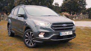 Ford Kuga 2017 2.0 TDCI ST Line- Prueba - Test