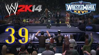 WWE 2K14 30 Years of WrestleMania #039 - The Universe Era #6 | Lets Play WWE2K14