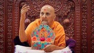 Guruhari Darshan 28 Feb 2016, Sarangpur, India