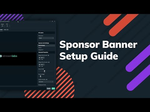 How To Setup - StreamLabs OBS Guide - In short SLOBS