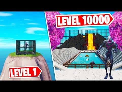 BUILD The Most ELITE ZOMBIE ZOO! (Fortnite Creative Challenge)