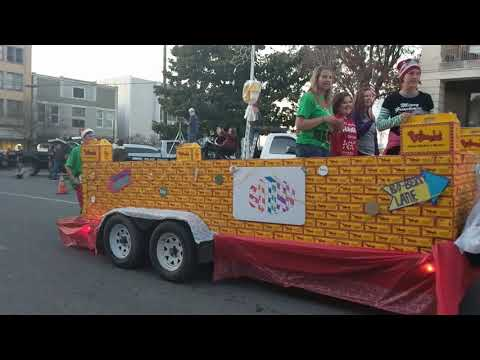 Shelbyville, Tennessee, Christmas Parade 2017