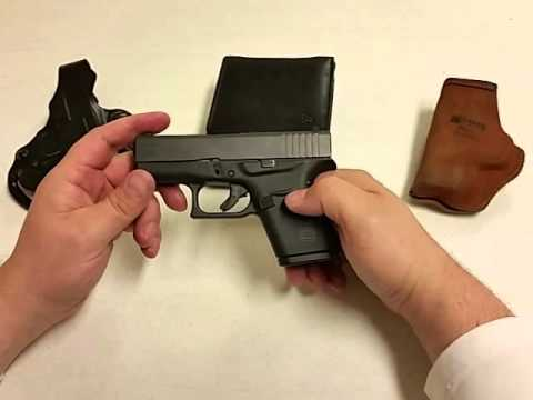 Slimmest Concealed Carry Holster - Thinnest Concealed Carry