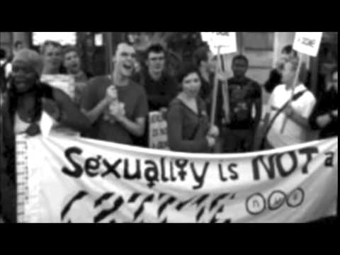 Homosexual rights history channel