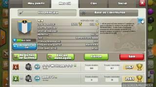 Como ter um clã de sucesso no clash of clans canal 4.4 clash of clans