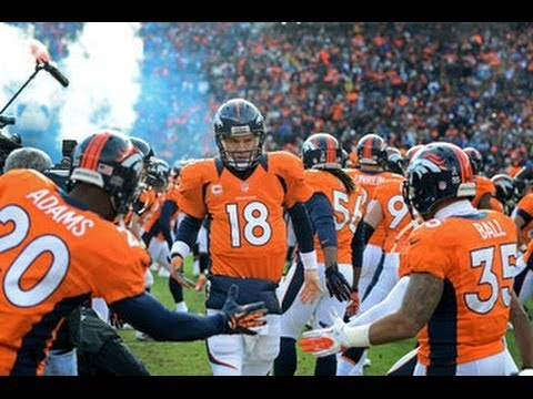 DENVER BRONCOS - Incredible facts about Denvers broncos unstoppable offense peyton manning
