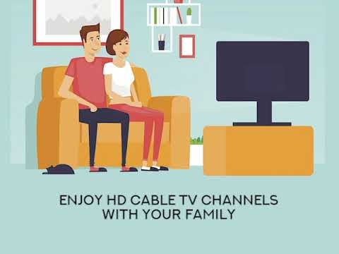 Los Angeles TV Phone Internet (Digital Cable TV Features)