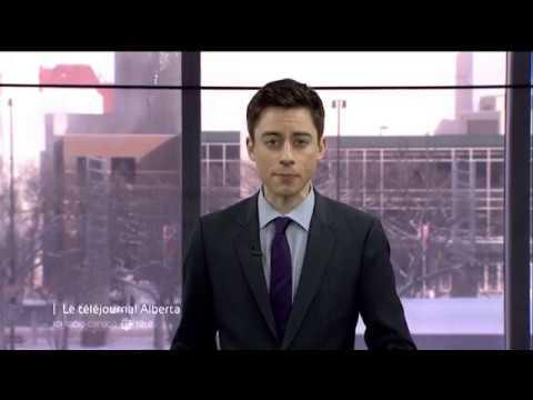 Téléjournal Alberta - 8 mars 2017