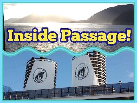 ALASKA CRUISE VLOG l Ep. 41 l Cruising the Inside Passage on Holland America Noordam!