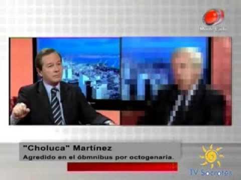 Papelón en el canal 4 Montecarlo de Uruguay, imperdible!!!- TV Sócrates