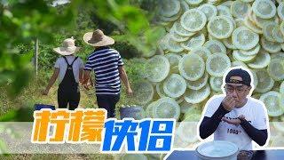 """恩平︱远近闻名的""""柠檬侠侣"""",给油腻大秋上了生动的一课! 【品城记】"""
