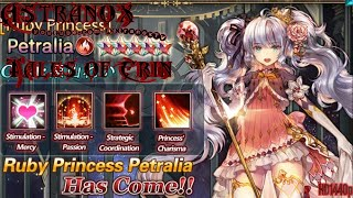 TALES OF ERIN Summons for Petralia - Event Gacha Banner - 10 Summons & 2 Pact Scrolls
