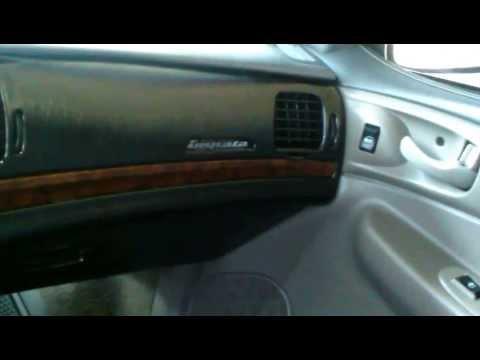 2004 Impala: Finished Painting My Dash