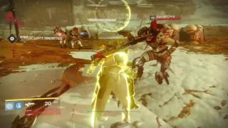 Destiny Rise of Iron: Mystery Mission in The Plaguelands