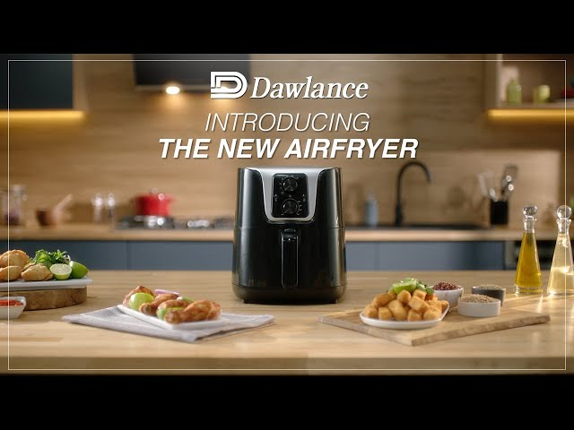 Introducing the all new Dawlance AirFryer