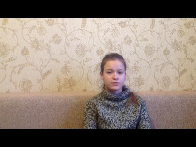 Изображение предпросмотра прочтения – ЕленаВежновец читает отрывок изпроизведения «Мцыри» М.Ю.Лермонтова