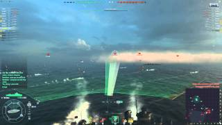 World of Warships - Torp it from orbit, it