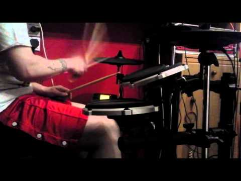 Metallica - Fuel - Drum Cover by NICK YNGVE