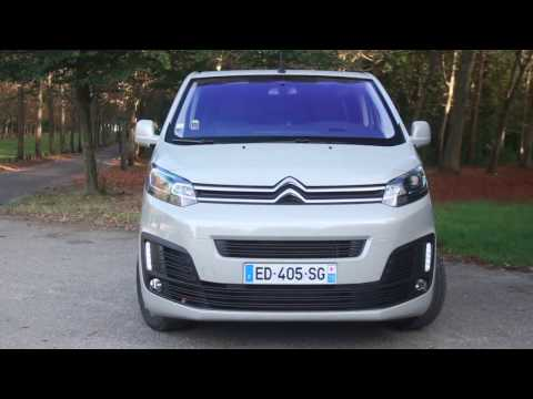 Citroën Space Tourer - Contacto - Matías Antico - TN Autos