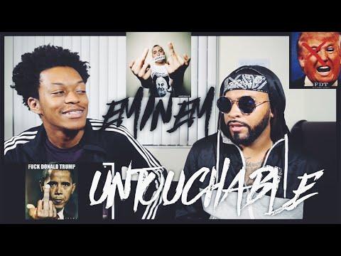 Eminem - Untouchable (Audio)|FVO Reaction