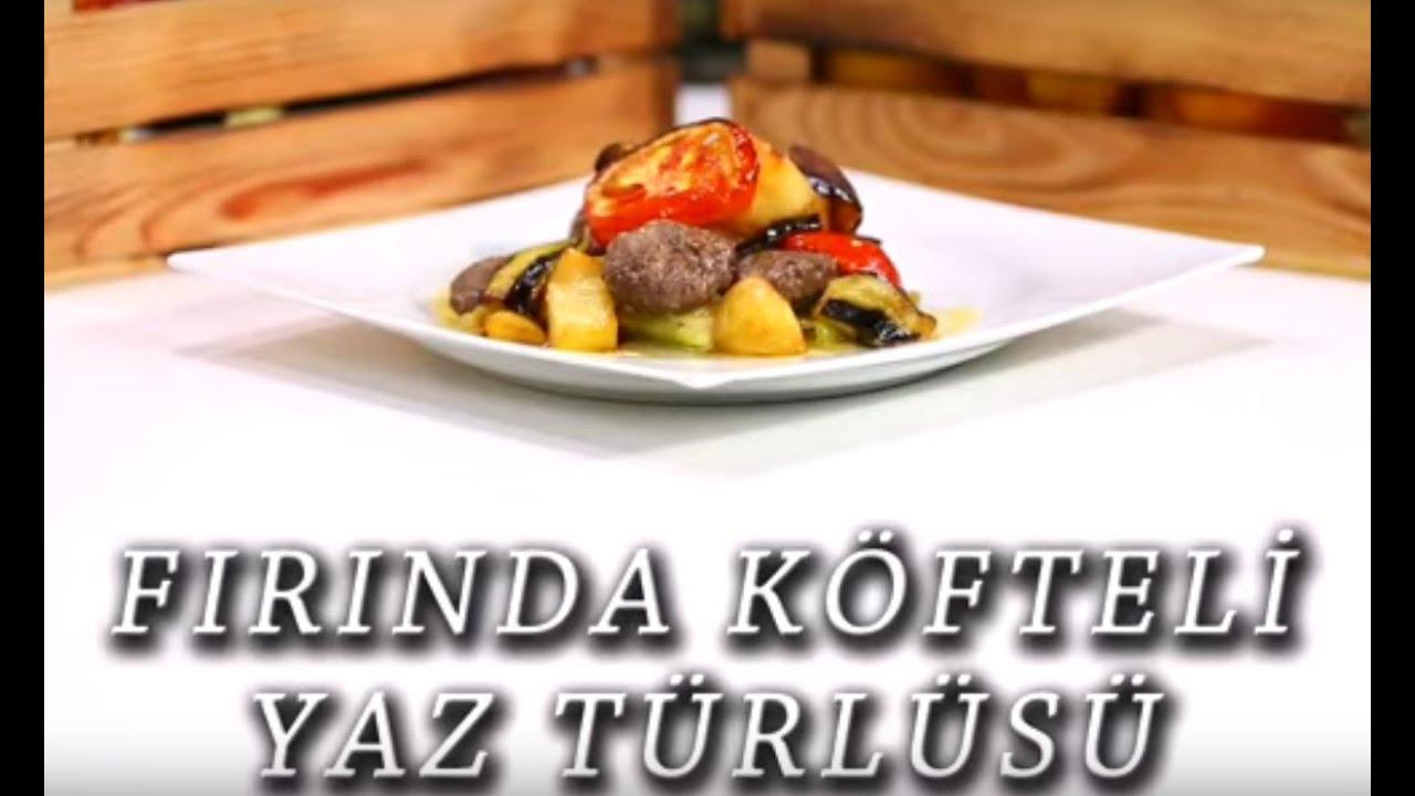 FIRINDA KÖFTELİ KIŞ TÜRLÜSÜ
