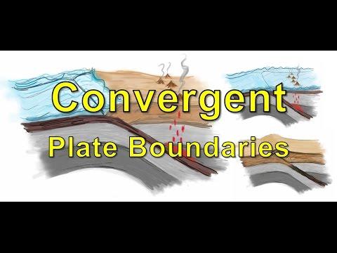 convergent-plate-boundaries