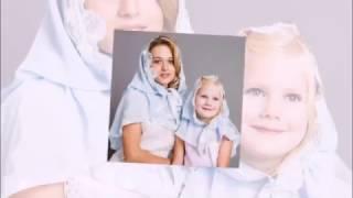 Неспадающие платки Елены Котенко