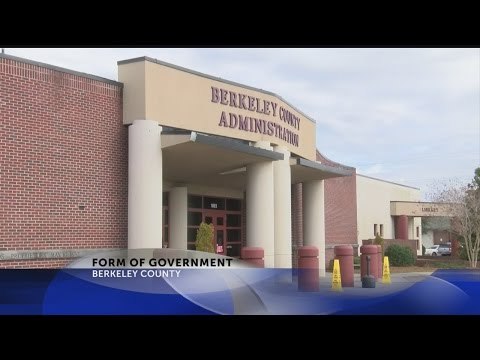 Berkeley Co. votes on form of government