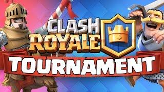 Clash Royale | En Kolay Turnuvaya Girme Yöntemi