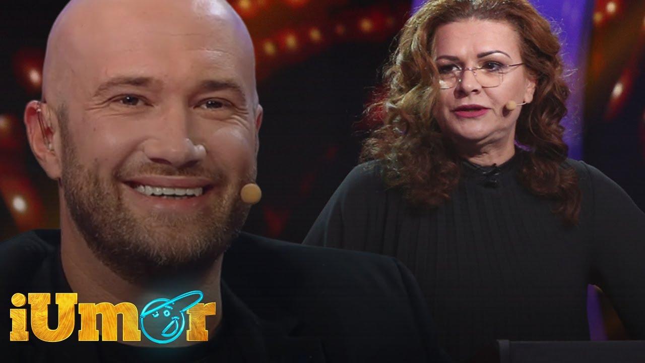 """Maria Buză, nervoasă pe jurații iUmor: """"Ești un nesimțit!"""""""