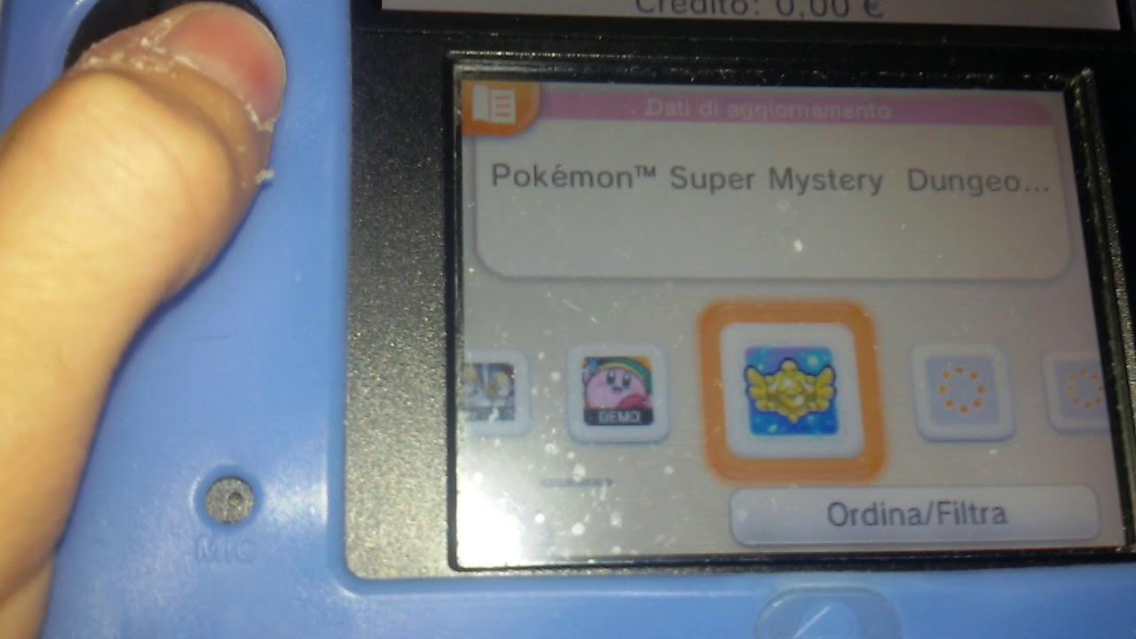 Come scaricare giochi Nintendo DS (DSi, 3DS, Switch ...