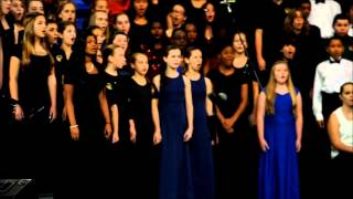 OCPS ALL-COUNTY HONORS CHOIRS 2014: Celebrating Women Composers & Conductors