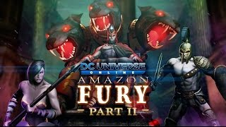 DC Universe Online - Amazon Fury Part II Trailer