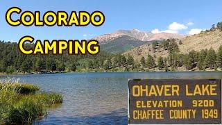 Colorado Camping - O'haver Lake